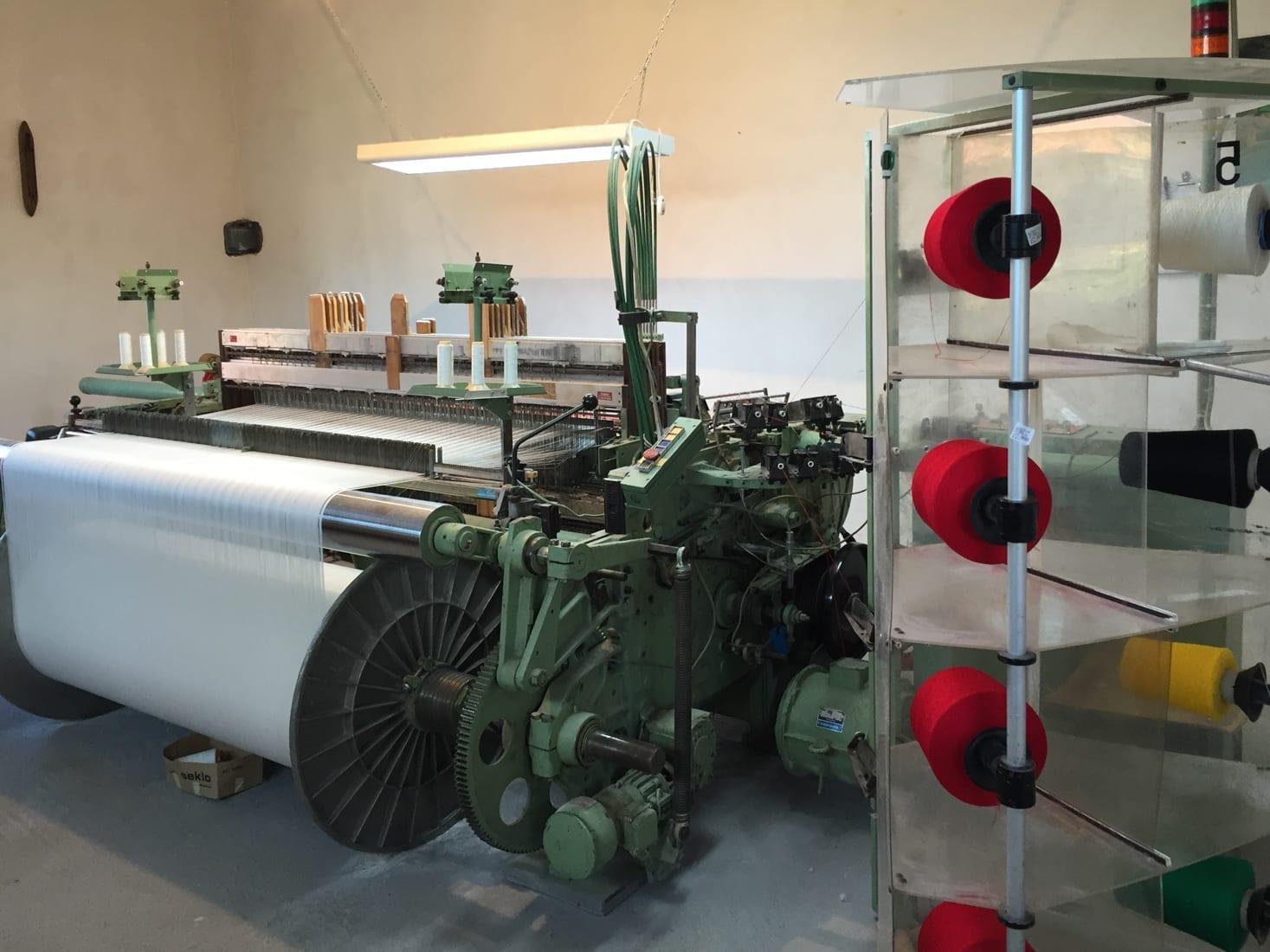 Tkalački stroj