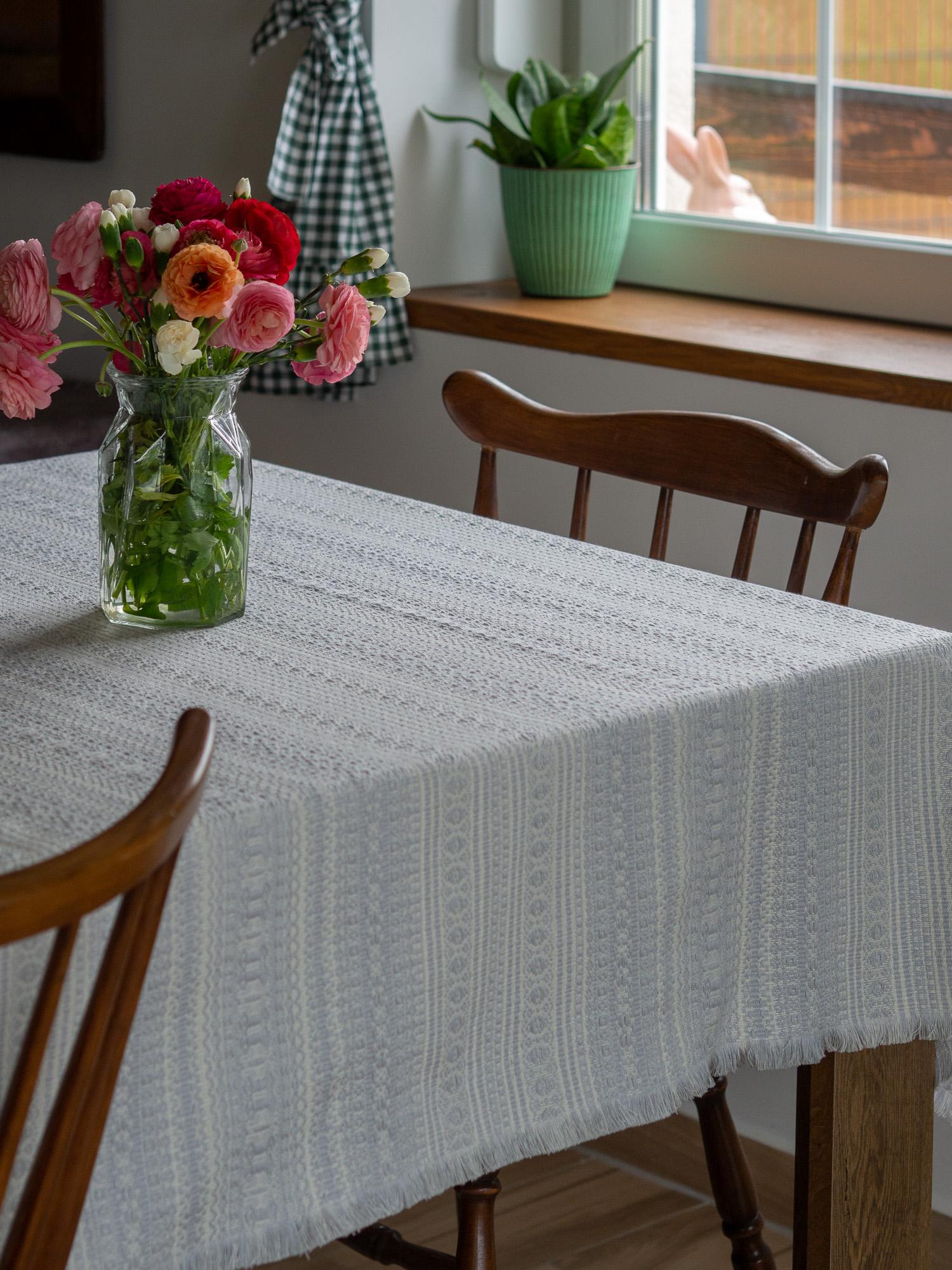 Stolnjak Proljetna kolekcija Staub (svijetlo sivi)